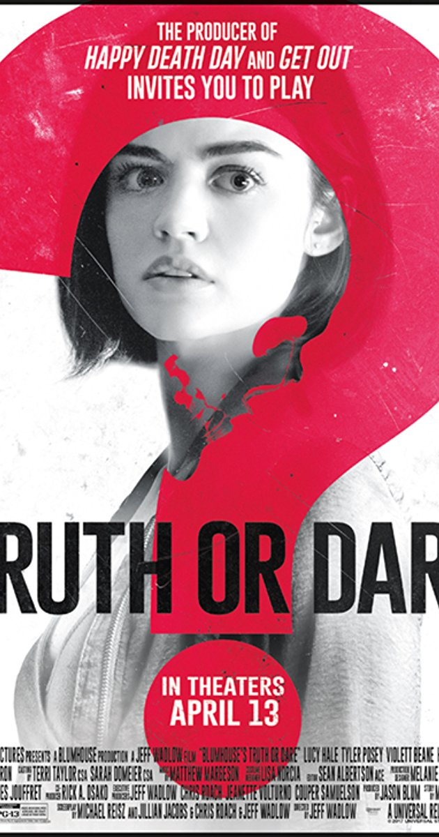 Truth or Dare 2018 BDRip x264-GECKOS