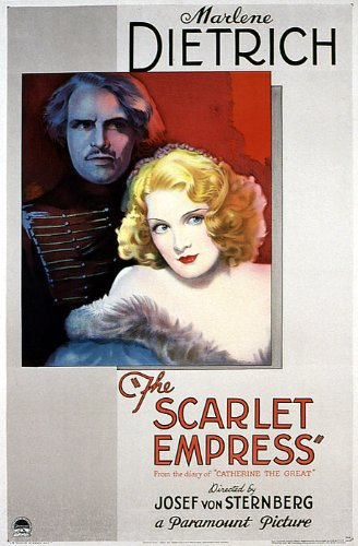 The Scarlet Empress (1934) [BluRay] [720p] YIFY