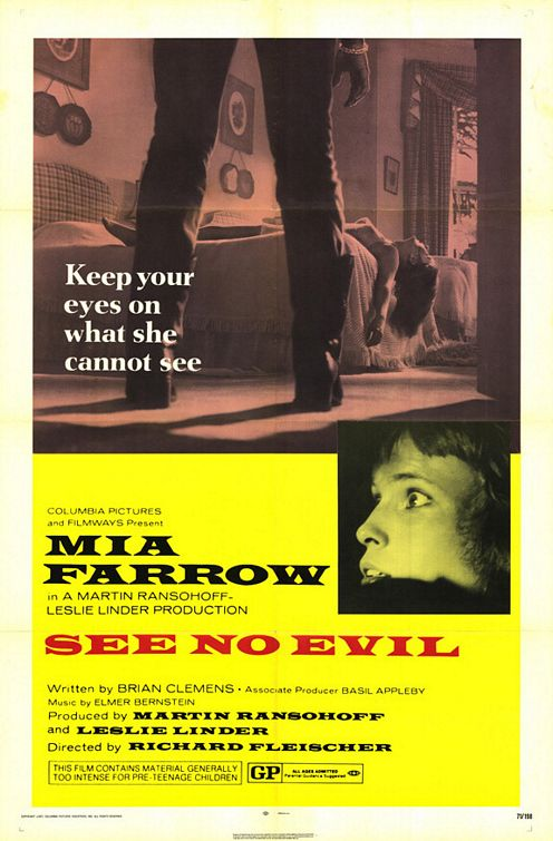 See No Evil (1971) 720p BluRay x264-x0r