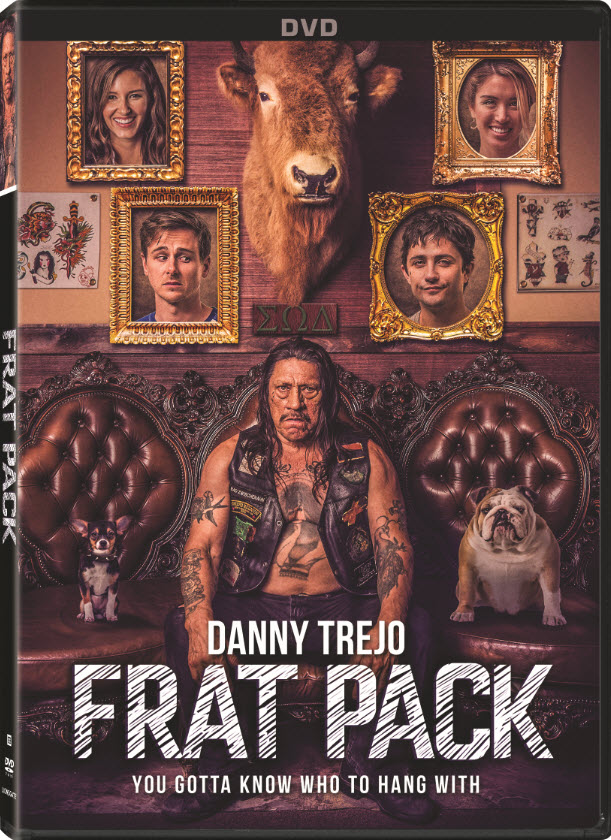 Frat Pack 2018 HDRip XviD AC3-EVO