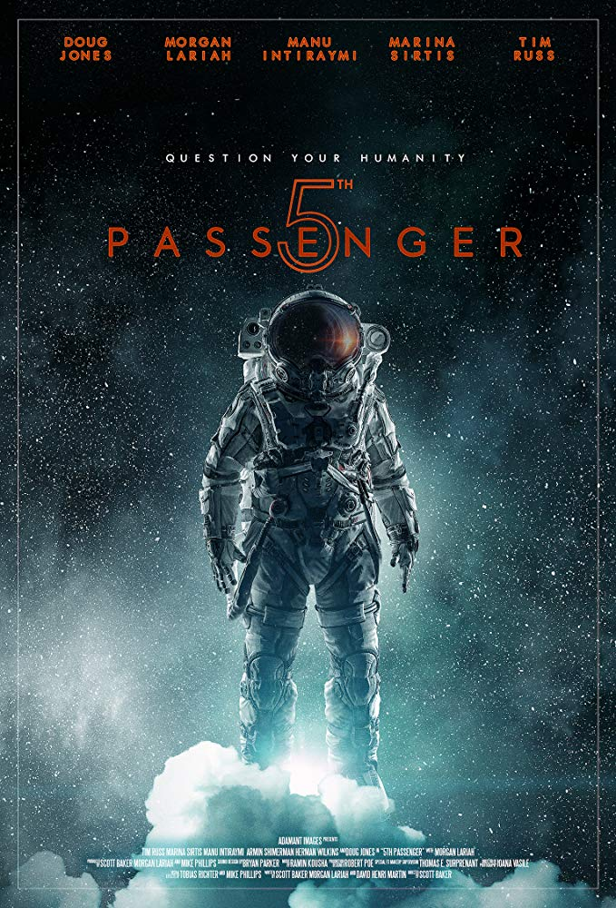 5th Passenger (2018) 720p WEB-DL x264 700MB - MkvHub
