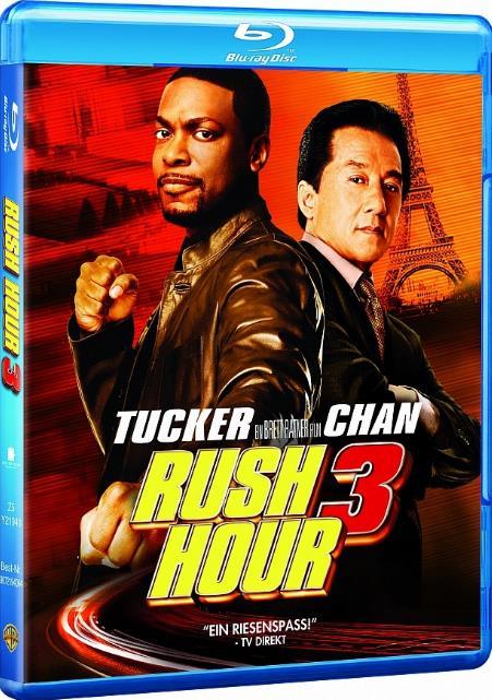 Rush Hour 3 (2007) 720p BluRay H265 [Ita+Eng] AC3 5.1-MIRCrew
