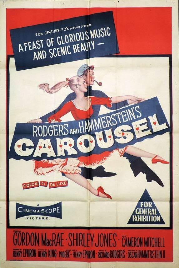Carousel 1956 BRRip XviD MP3-XVID