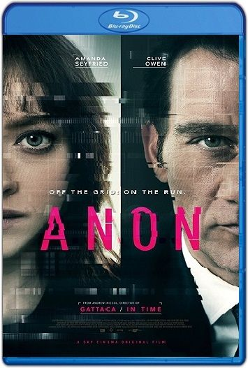 Anon (2018) 720p BluRay H264 [Italian+English] Ac3 5.1 Multisub-MIRCrew