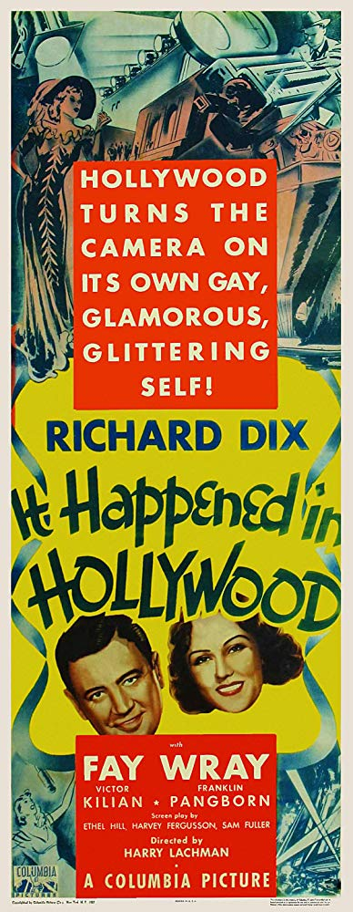 It Happened in Hollywood 1937 1080p BluRay x264-GHOULS