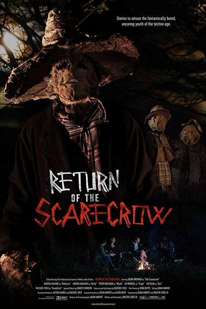 Return of the Scarecrow 2018 HDRip AC3 X264-CMRG