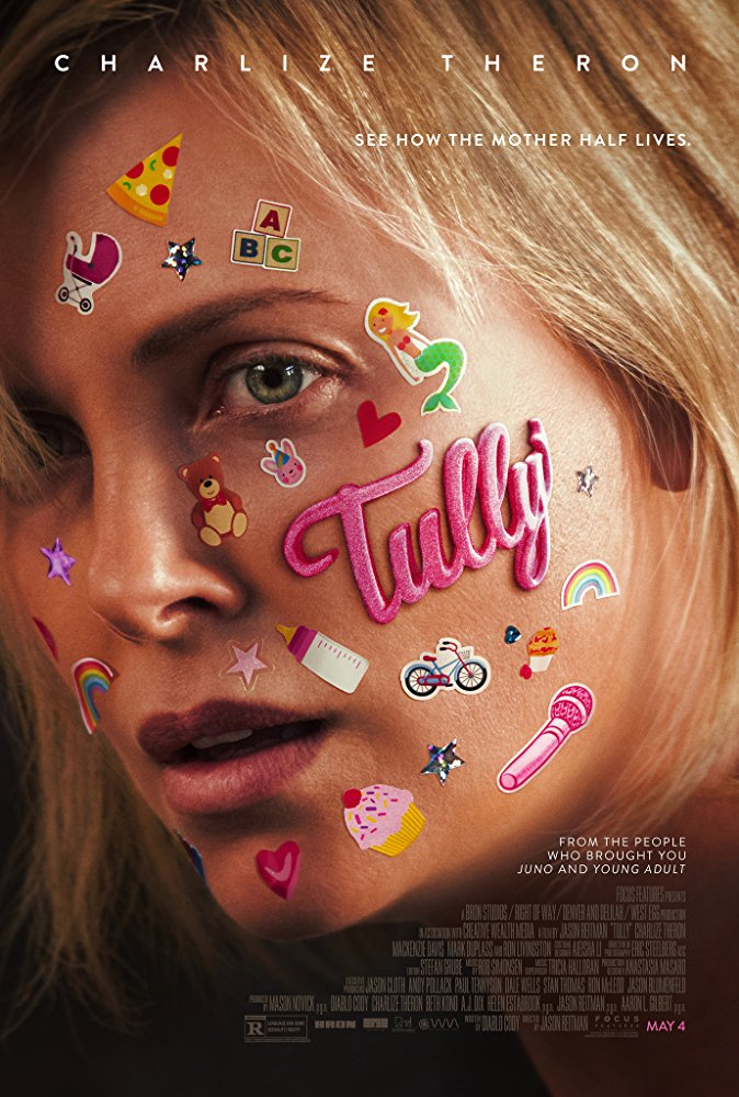 Tully 2018 HDRip XviD-AVID