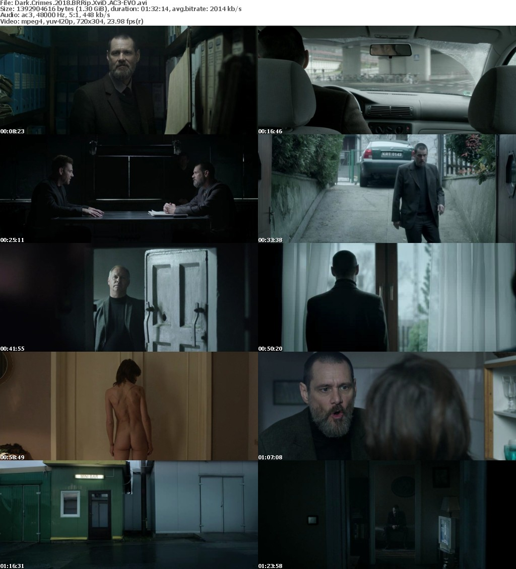 Dark Crimes (2018) BRRip XviD AC3-EVO