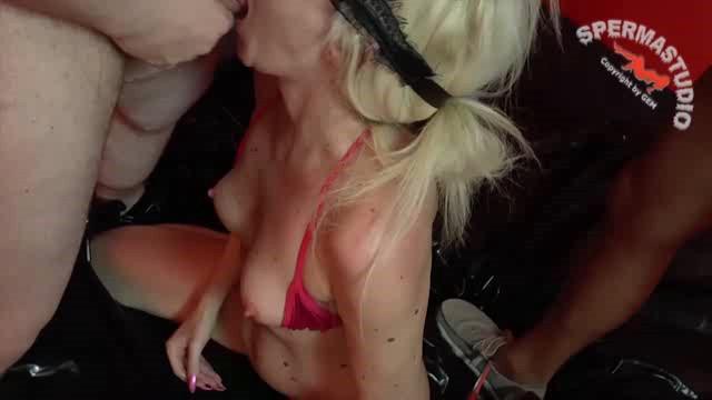 Sperma-Studio 17 08 19 Sunny Kiss Bukkake 2 XXX