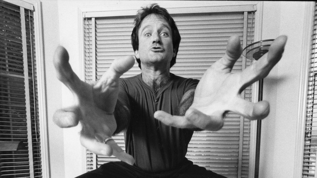 Robin Williams Come Inside My Mind (2018) [WEBRip] [720p] YIFY