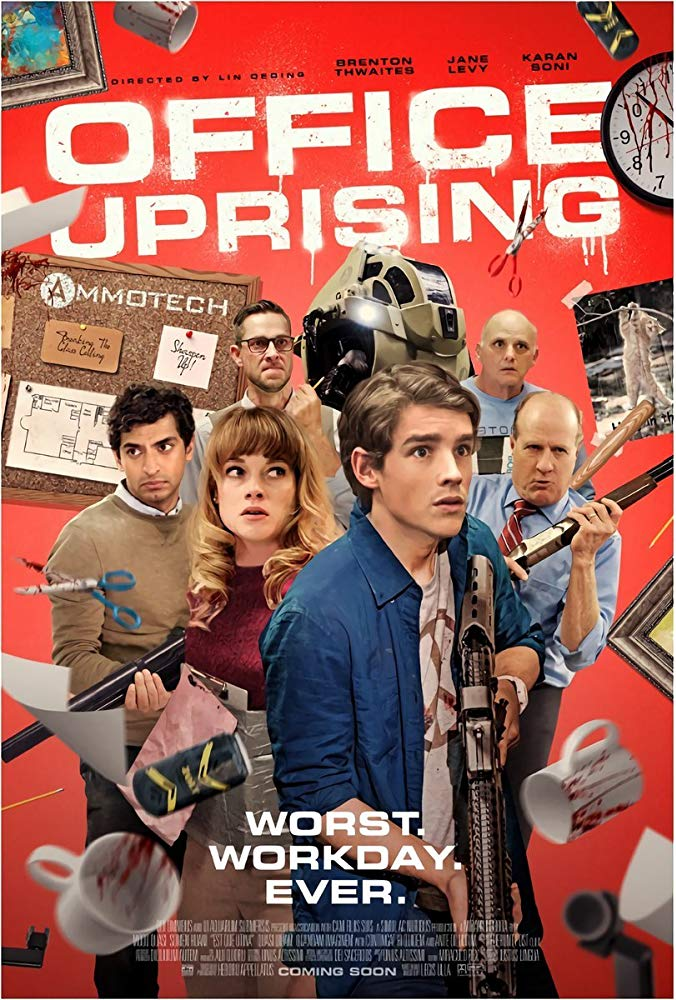 Office Uprising (2018) 720p WEB x264-TBS