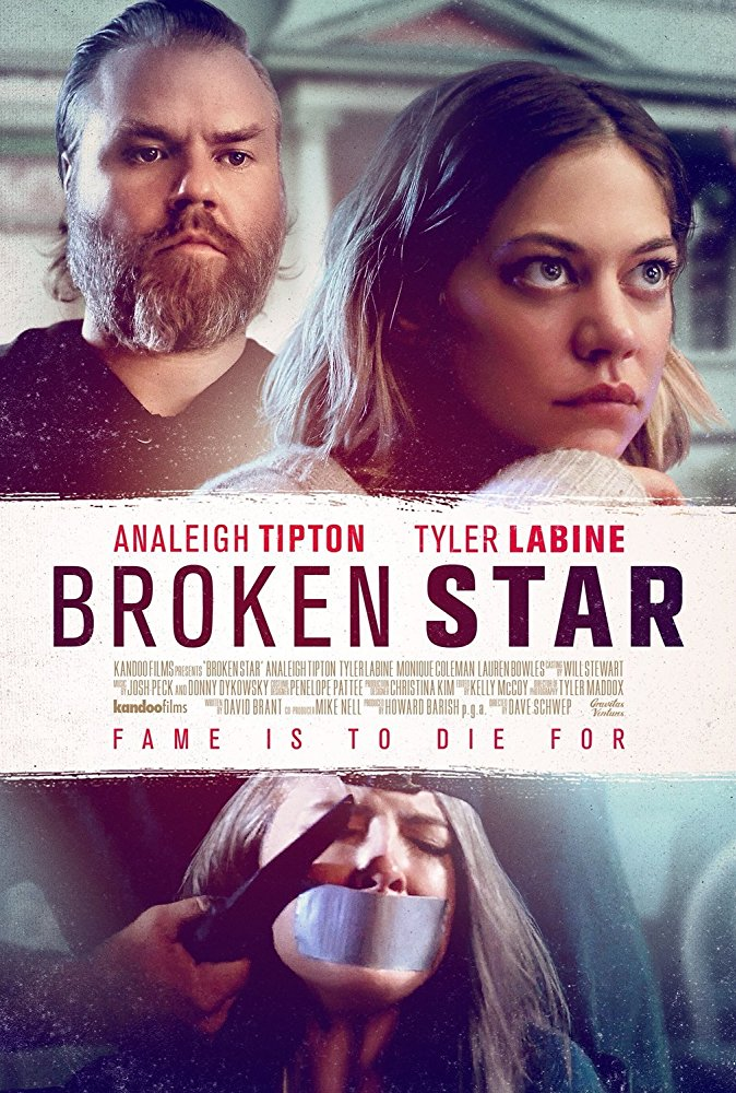 Broken Star (2018) HDRip XviD AC3-iFT