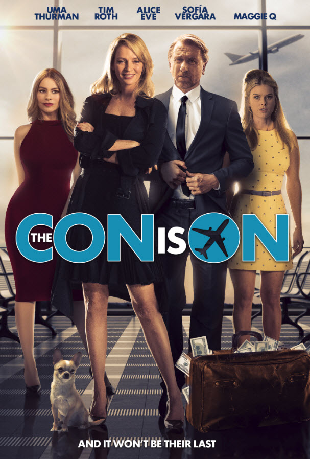 The Con Is On 2018 BDRip XviD AC3-EVO