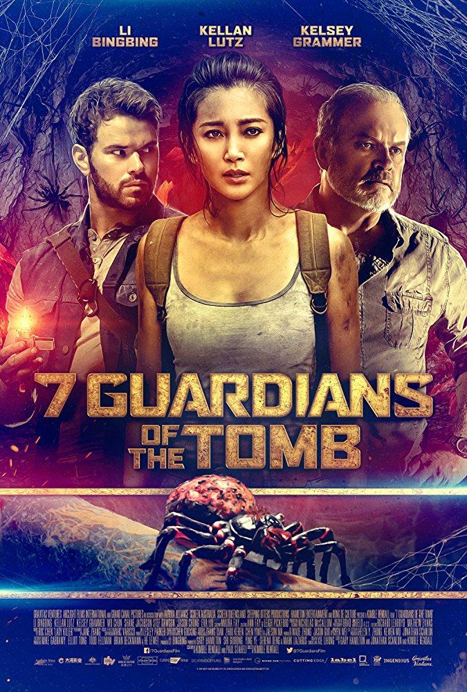 Guardians of The tomb (2018) 720p H264 italian english Ac3-5 1 sub eng spa-MIRCrew