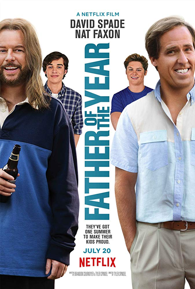 Father of the Year (2018) [WEBRip] [720p] YIFY