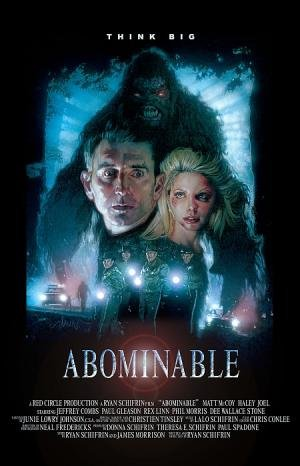 Abominable (2006) [BluRay] [720p] YIFY