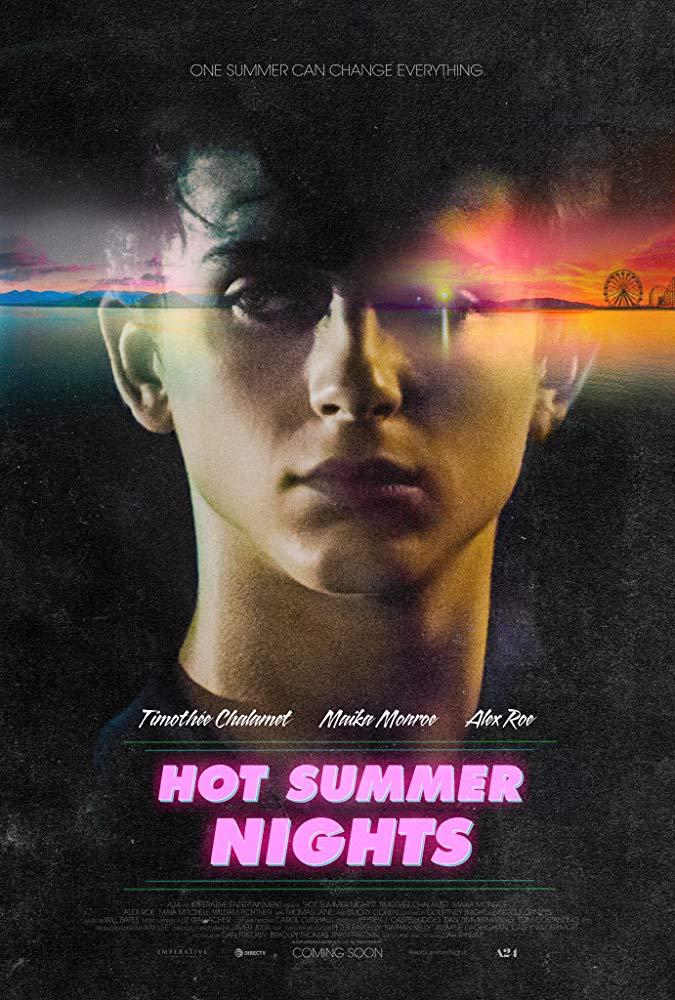 Hot Summer Nights 2017 720p WEB-HD 800 MB - iExTV