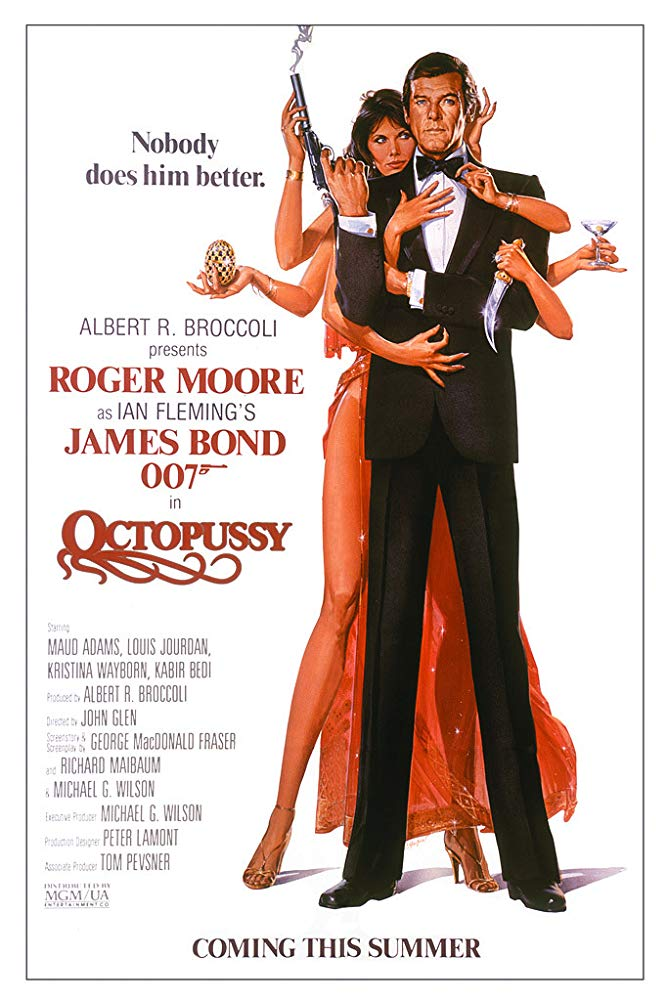 James Bond 007: Octopussy 1983 720p BluRay x264 x0r