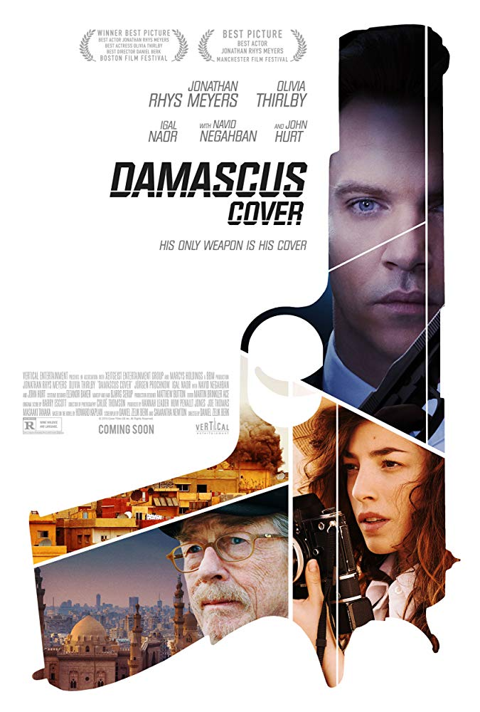 Damascus Cover (2017) [WEBRip] [720p] YIFY