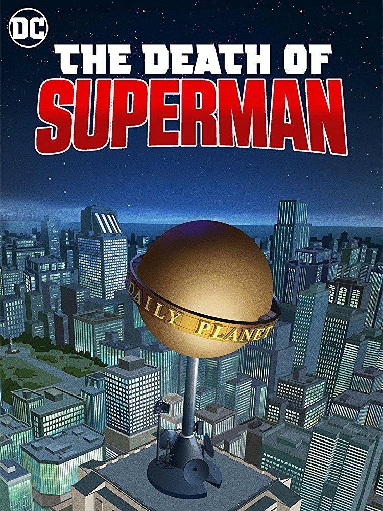 The Death of Superman 2018 BRRip XviD AC3-EVO