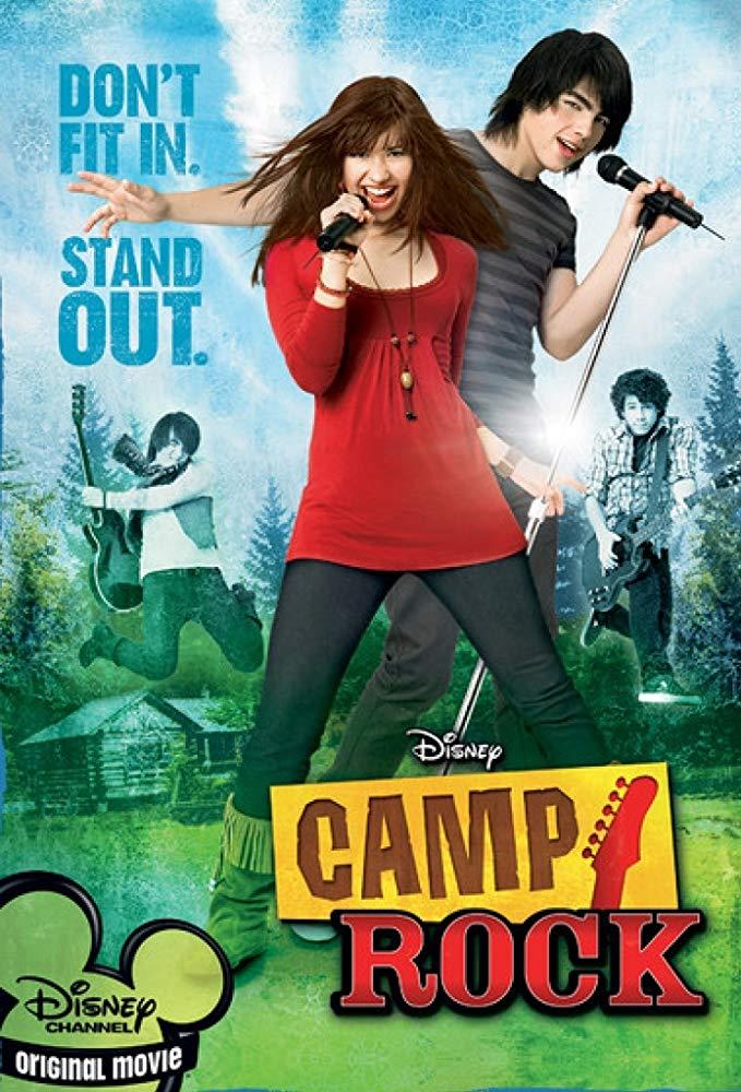 Camp Rock 2008 BRRip XviD MP3-XVID