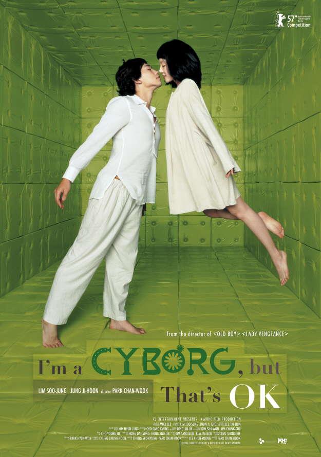 Im A Cyborg But Thats OK 2006 KOREAN BRRip XviD MP3-VXT