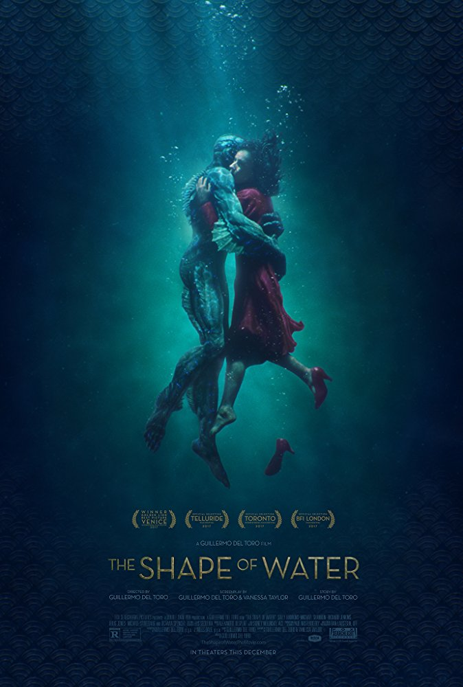 The Shape of Water (2017) [BluRay] [720p] YIFY