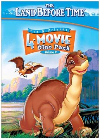 The Land Before Time VIII The Big Freeze 2001 WEBRip x264-ION10