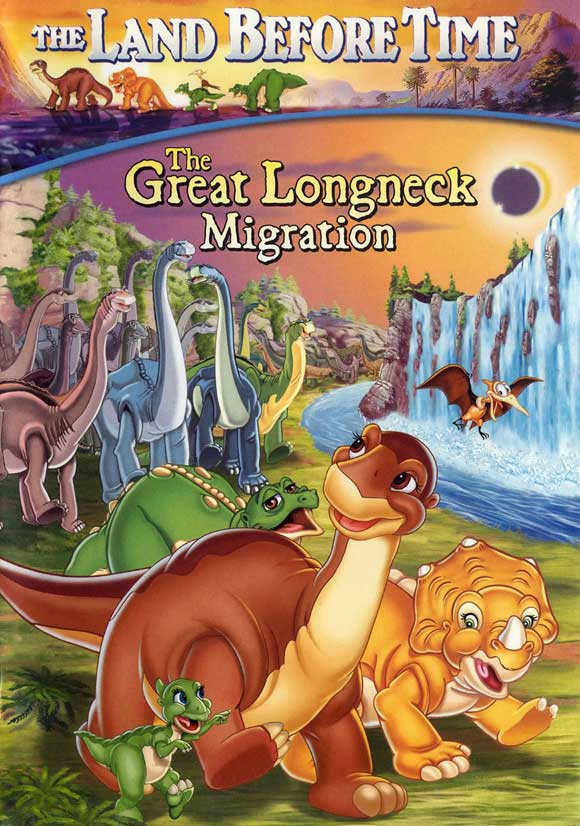 The Land Before Time X The Great Longneck Migration 2003 WEBRip x264-ION10