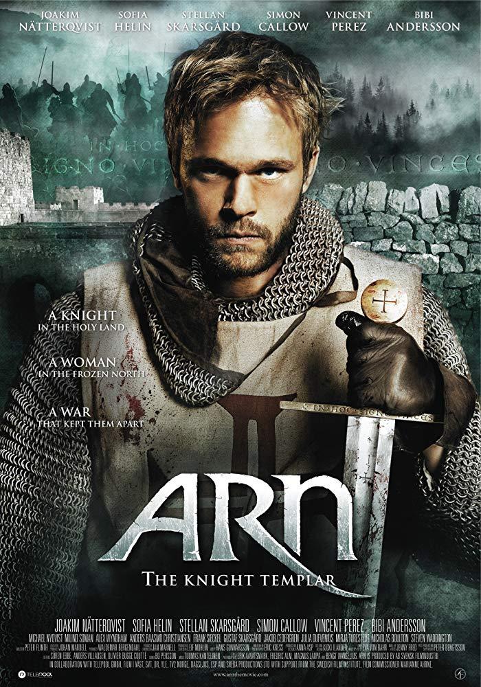 Arn The Knight Templar 2007 BRRip XviD MP3-XVID