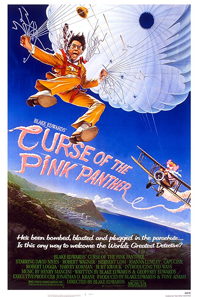 Curse of the Pink Panther (1983) [BluRay] [720p] YIFY