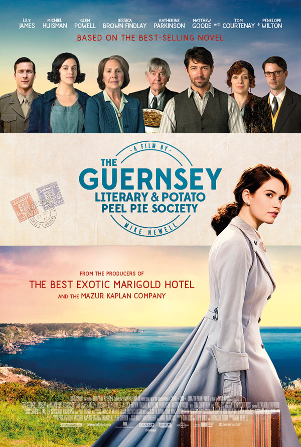 The Guernsey Literary and Potato Peel Pie Society 2018 720p WEB-DL DD5 1 H264-CMRG