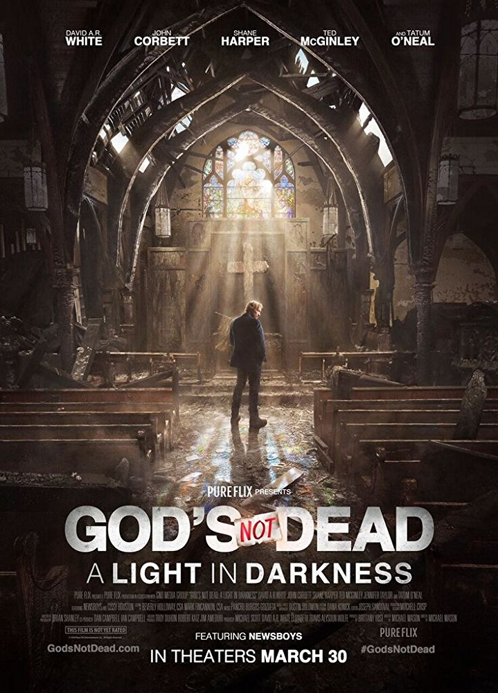 Gods Not Dead A Light in Darkness 2018 HDRip XviD AC3-EVO