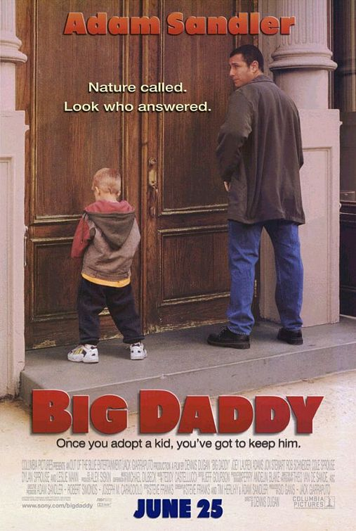 Big Daddy 1999 BRRip XviD MP3-XVID