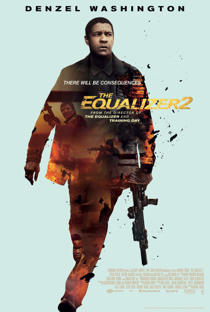 The Equalizer 2 2018 NEW HD-TS X264-24HD