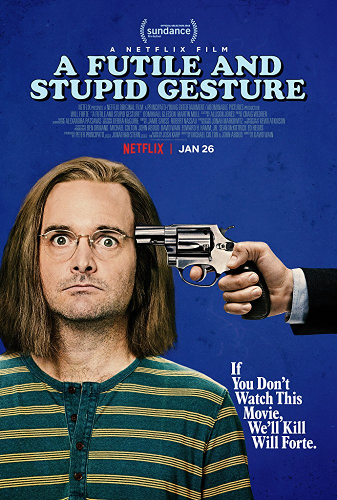 A Futile and Stupid Gesture 2018 720p NF WEBRip DDP5 1 x264-NTb