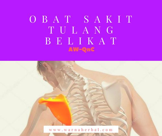 Obat Sakit Punggung Tulang Belikat