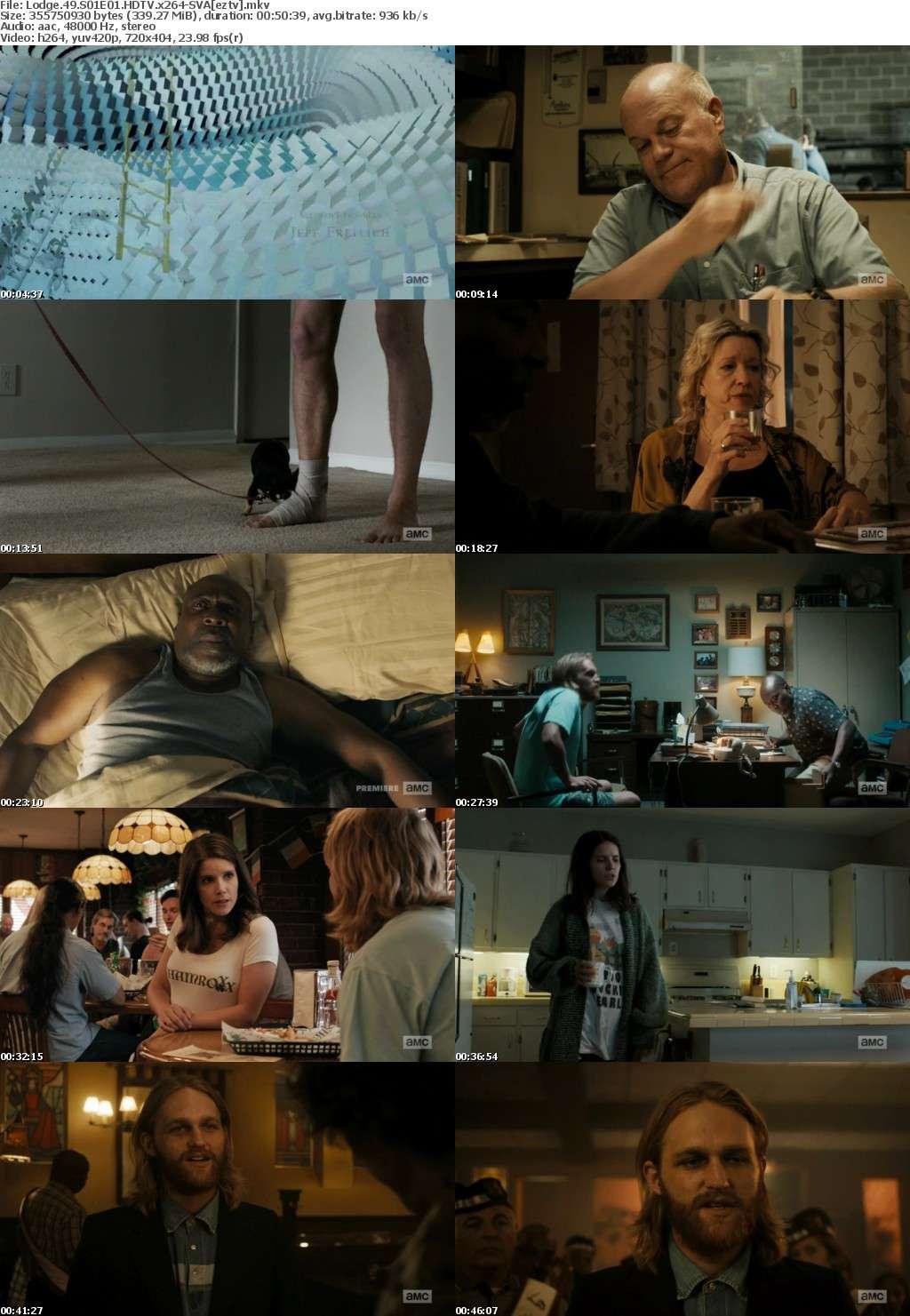 Lodge 49 S01E01 HDTV x264-SVA