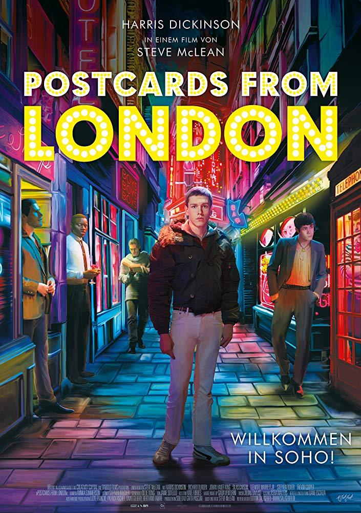 Postcards from London (2018) HDRip XviD AC3-EVO