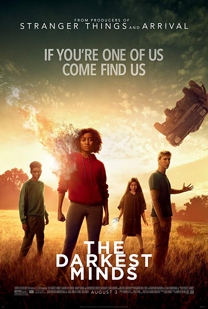 The Darkest Minds (2018) NEW HDCAM XViD AC3-ETRG
