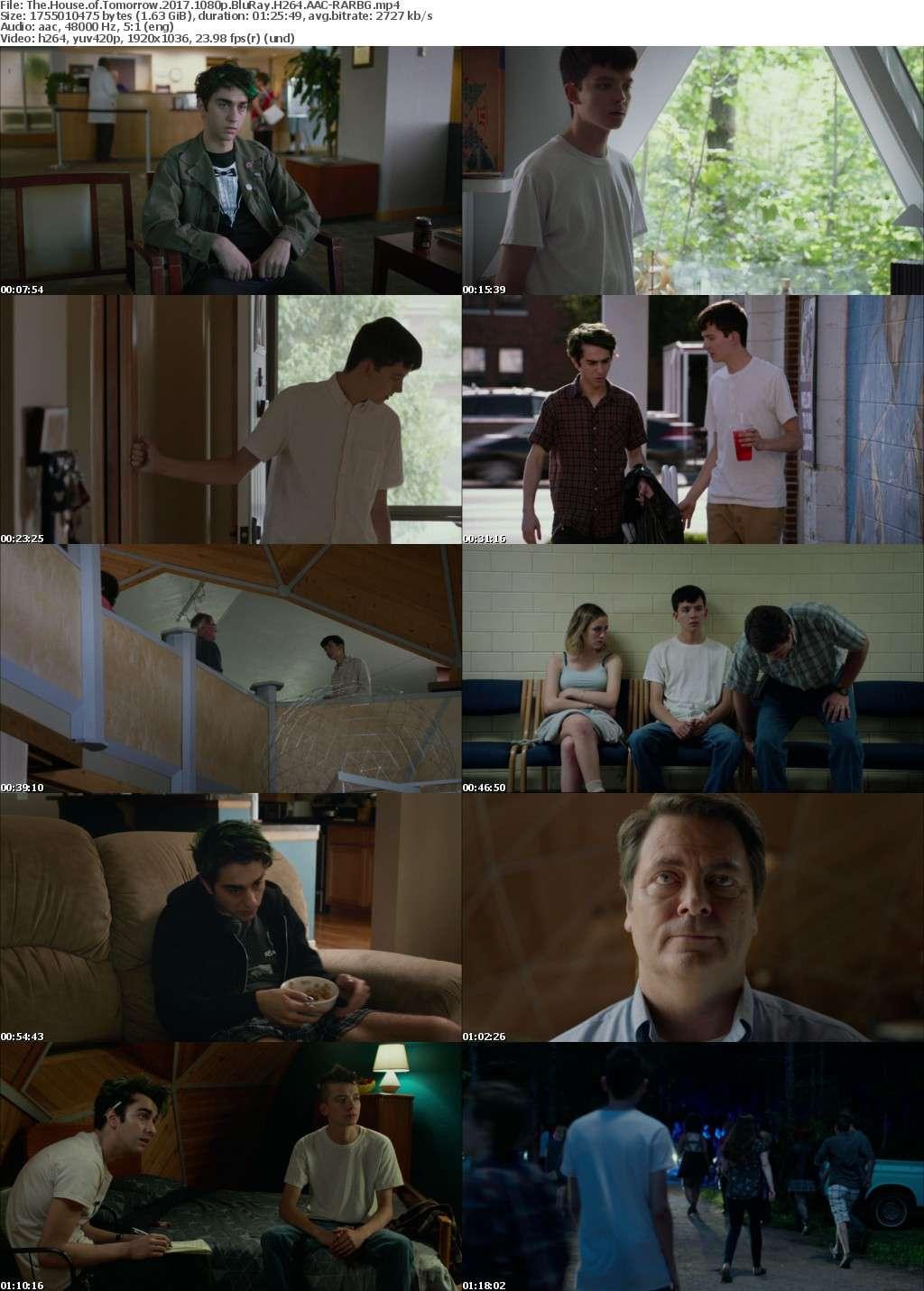 The House of Tomorrow 2017 1080p BluRay H264 AAC-RARBG
