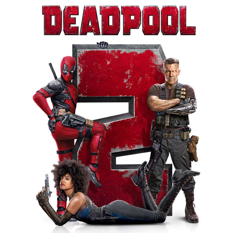 Deadpool 2 2018 HDRip XviD AC3 MFH