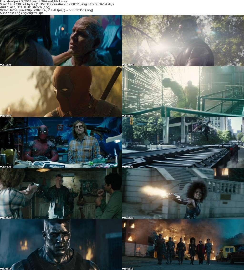 Deadpool 2 2018 WEB h264-WEBTiFUL