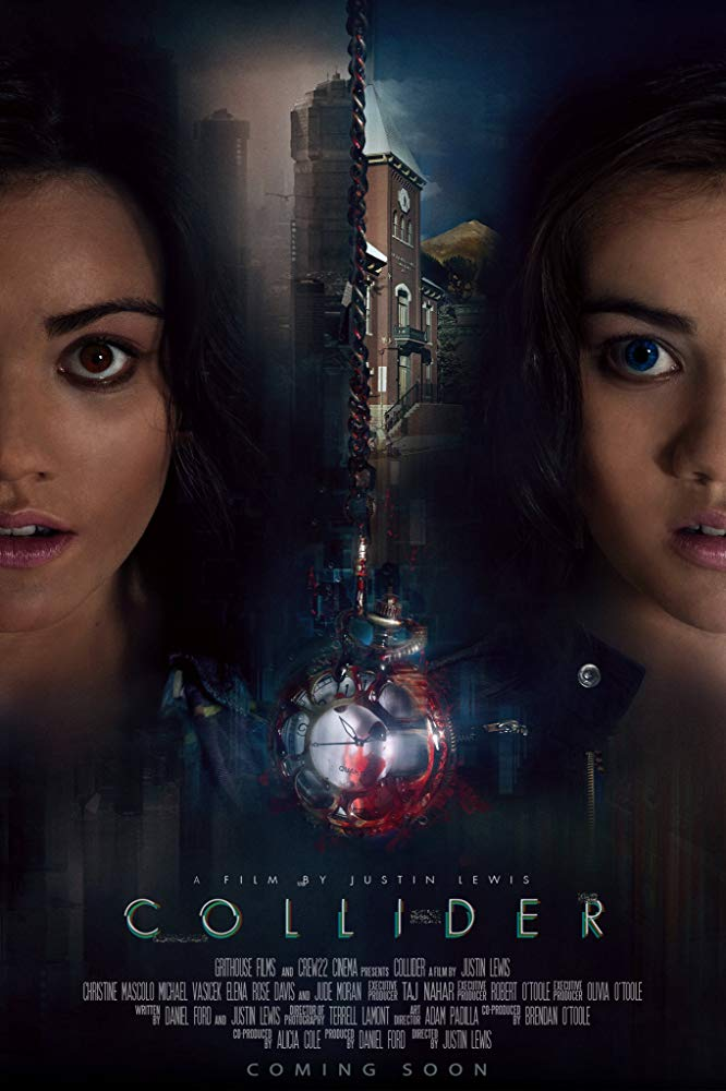 Collider 2018 HDRip XviD AC3-EVO