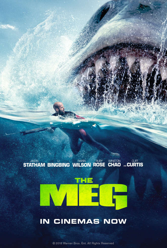 The Meg 2018 HDCAM XViD AC3-ETRG