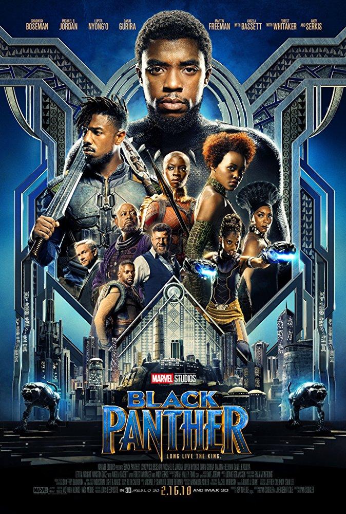 Black Panther (2018) 720p H265 Multilanguage Ac3-5 1 multisub BaMax71-MIRCrew