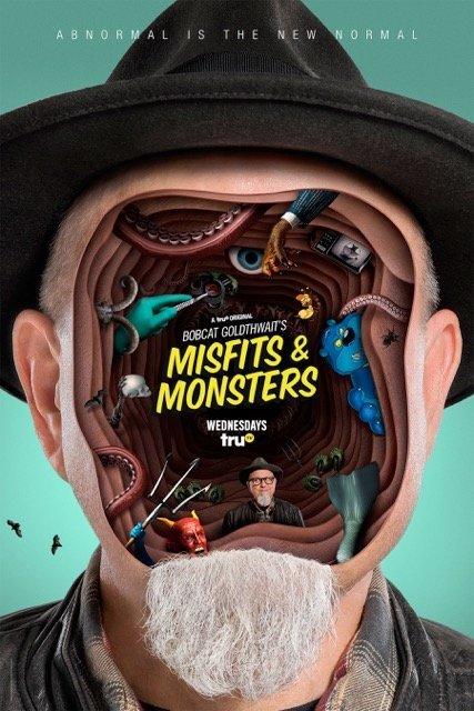 Bobcat Goldthwaits Misfits And Monsters S01E06 720p HDTV x264-YesTV