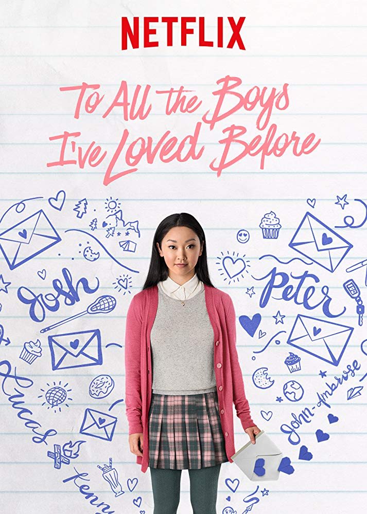 To All the Boys Ive Loved Before 2018 720p NF WEB-DL DDP5 1 x264-NTG