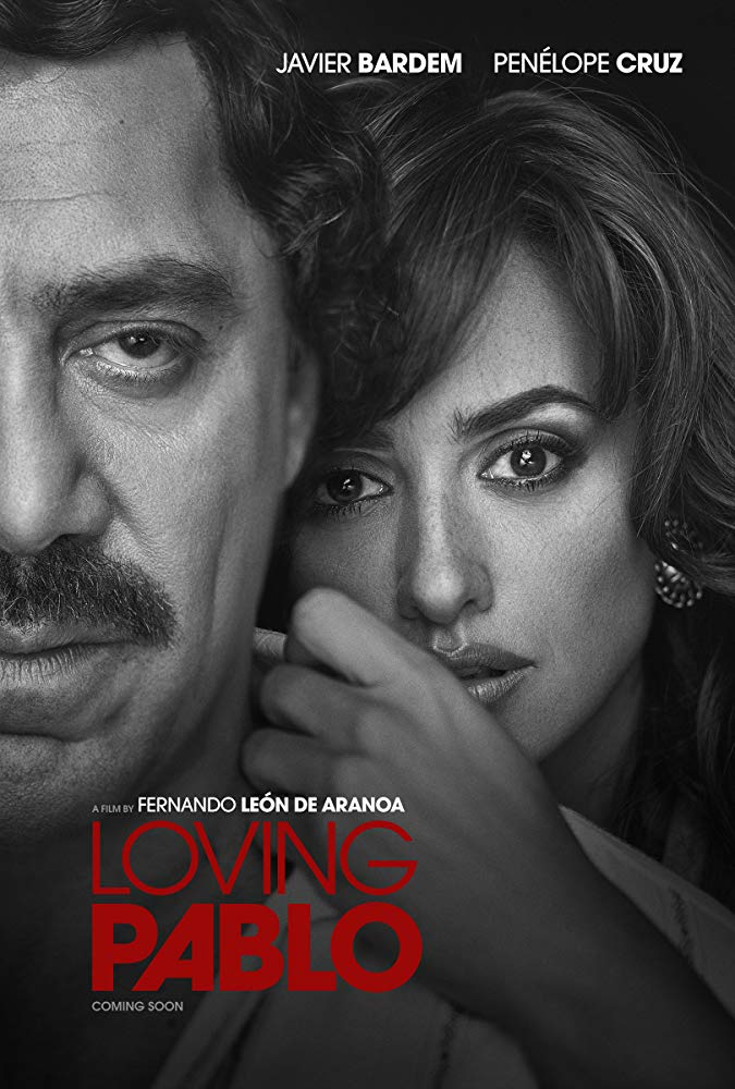 Loving Pablo 2017 720p BRRip 900 MB - iExTV