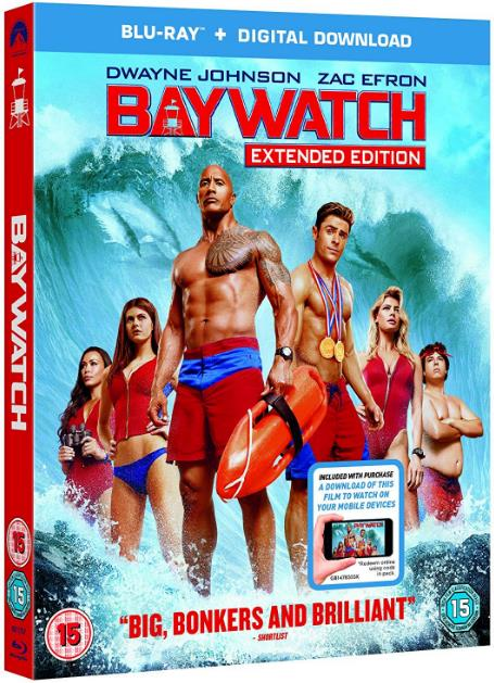 Baywatch (2017) THEATRICAL BDRip x264-FLAME